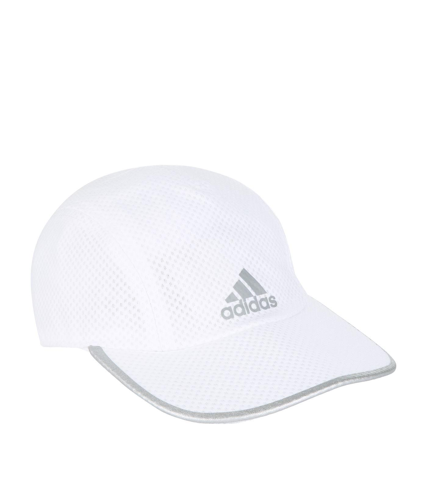 feaac6e7e3c3 Lyst - adidas Climacool Running Cap in White for Men