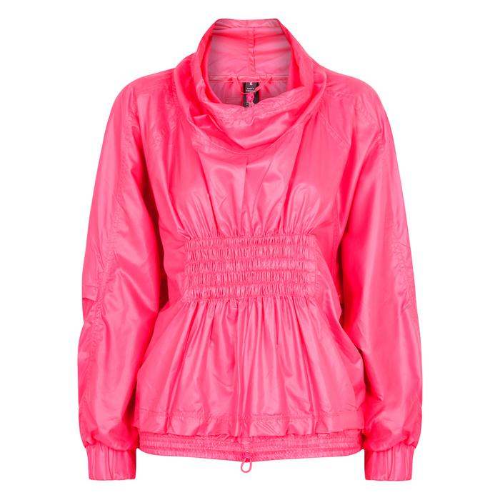 deb85185f86a adidas By Stella McCartney. Women s Essentials Bright Pink Shell Jacket