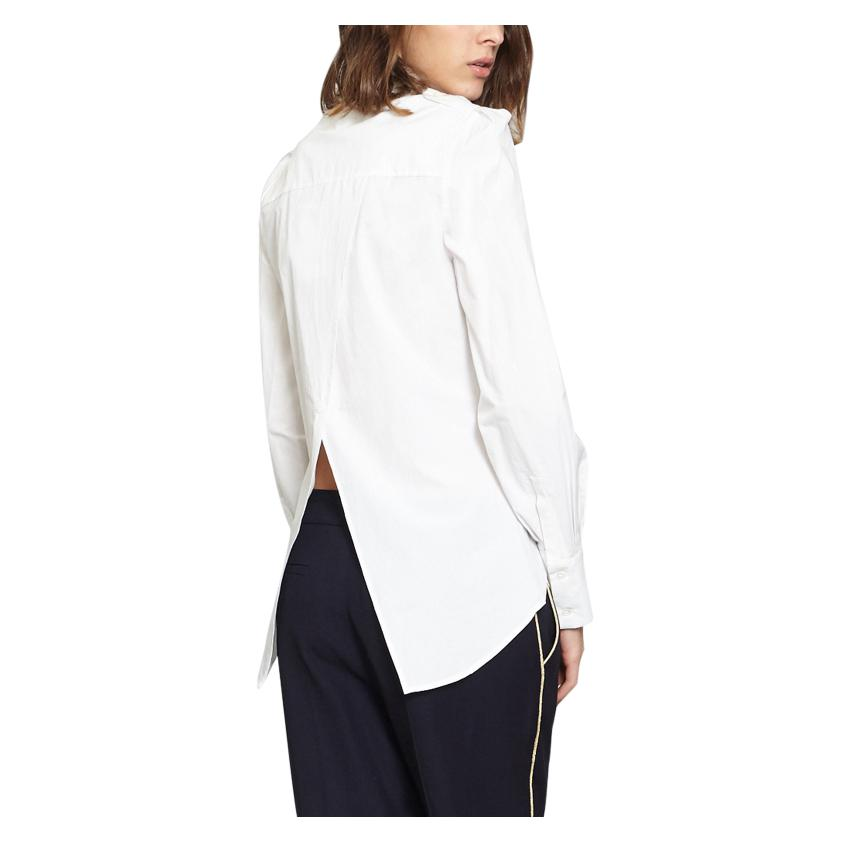 2daebba5f3 Tara Jarmon Original Timeless Shirt in White - Lyst