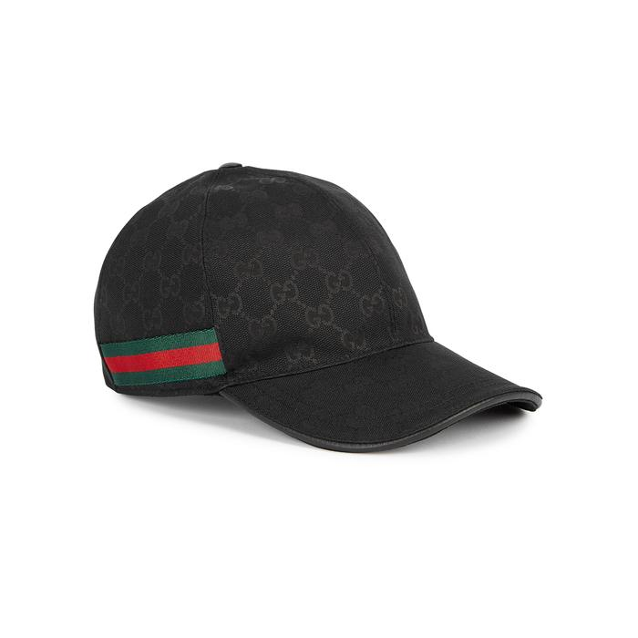 325c6581d38 Gucci Original GG Canvas Baseball Hat in Black for Men - Save 50% - Lyst