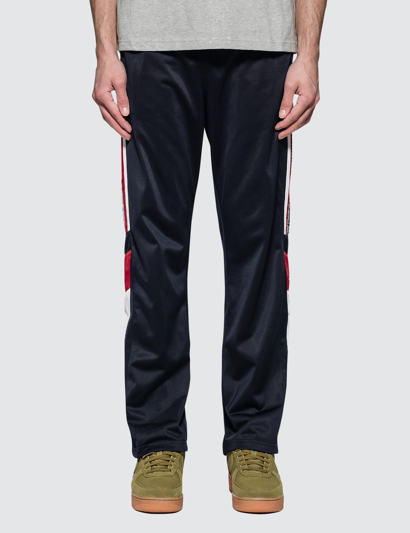 c71f77229ac9 Lyst - Champion Side Taped Track Pants in Blue for Men