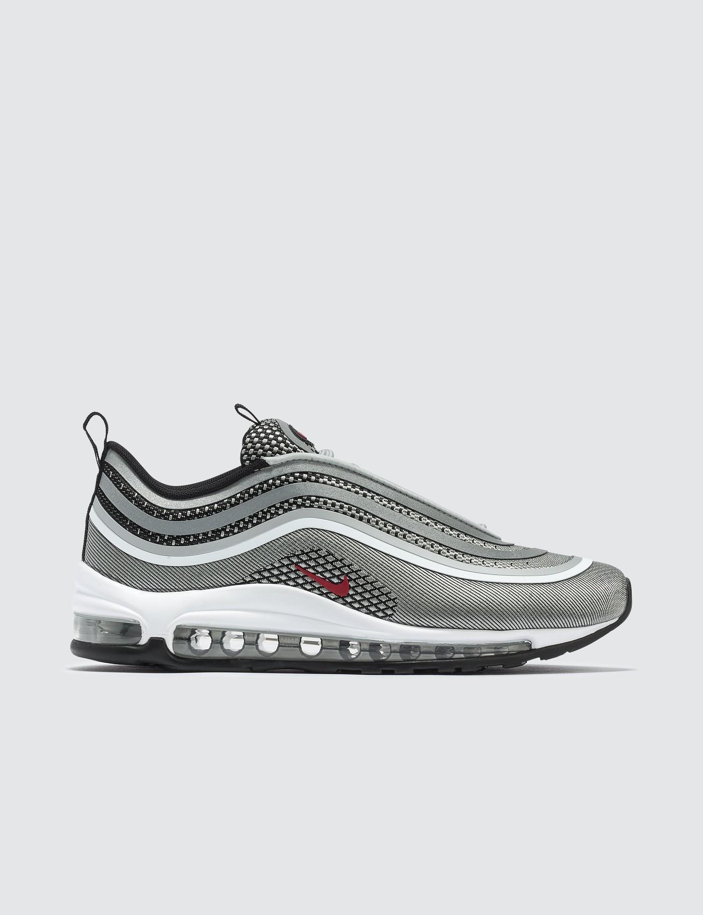 d69ddc0983 Lyst - Nike Air Max 97 Ultra 17 Silver Bullet Sneaker in Metallic ...