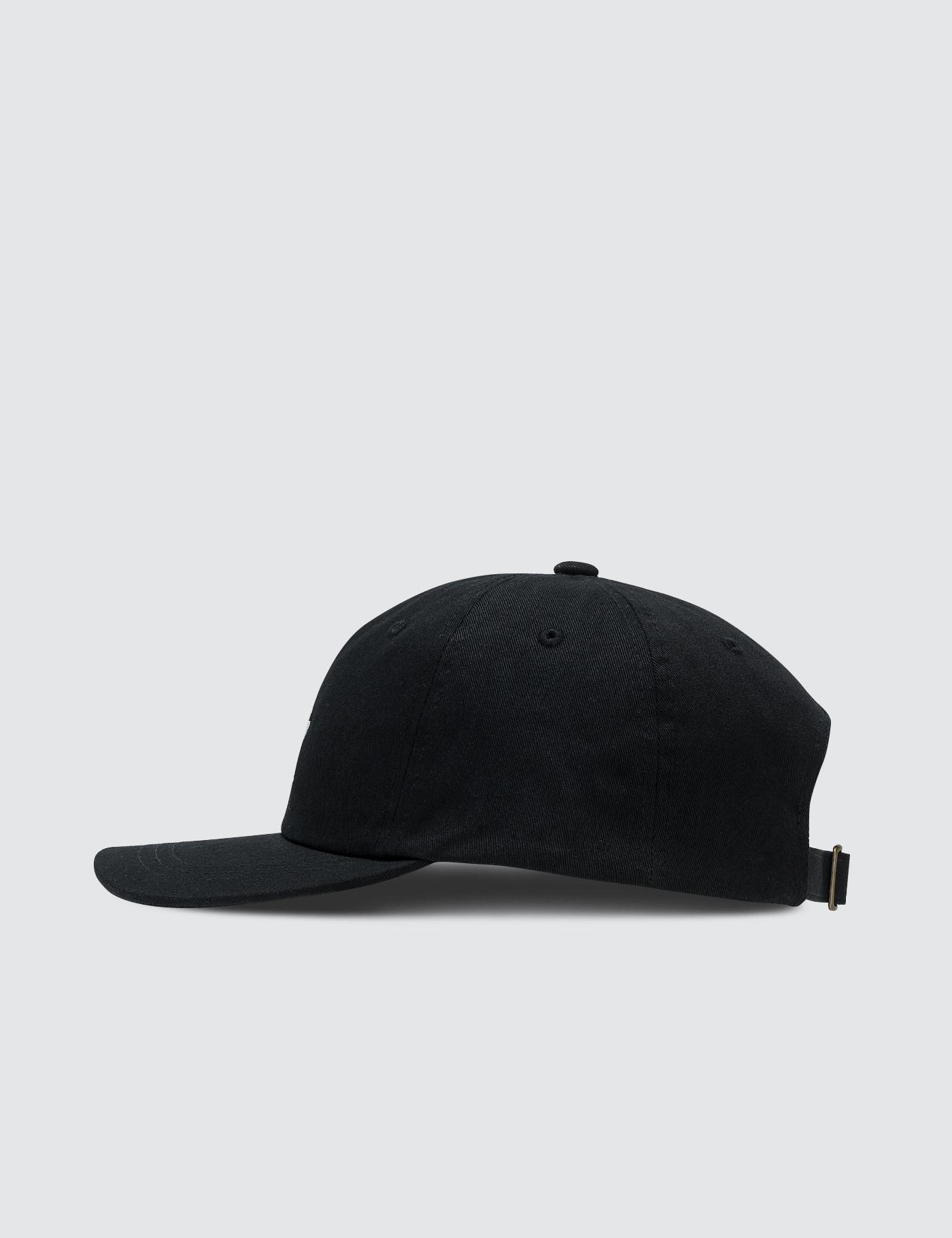 10f786c7c5c Stussy Ho18 Stock Low Pro Cap in Black for Men - Lyst
