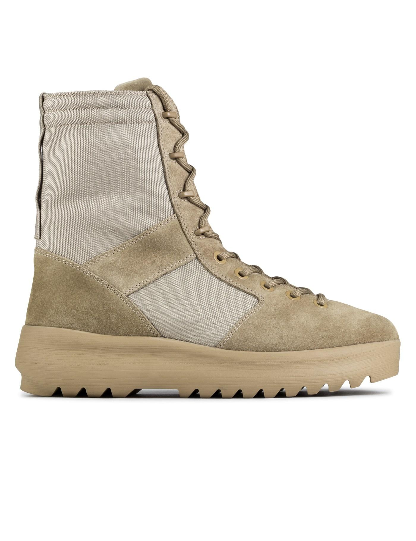 Lyst Yeezy Military Boots For Men