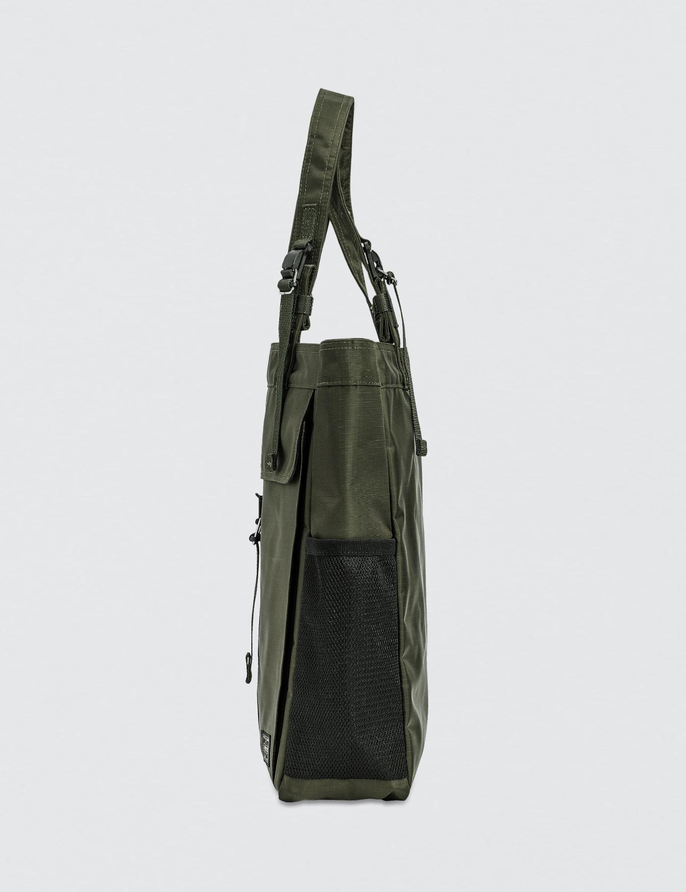 721f1e352d Lyst - Head Porter Arno Tote Bag in Green