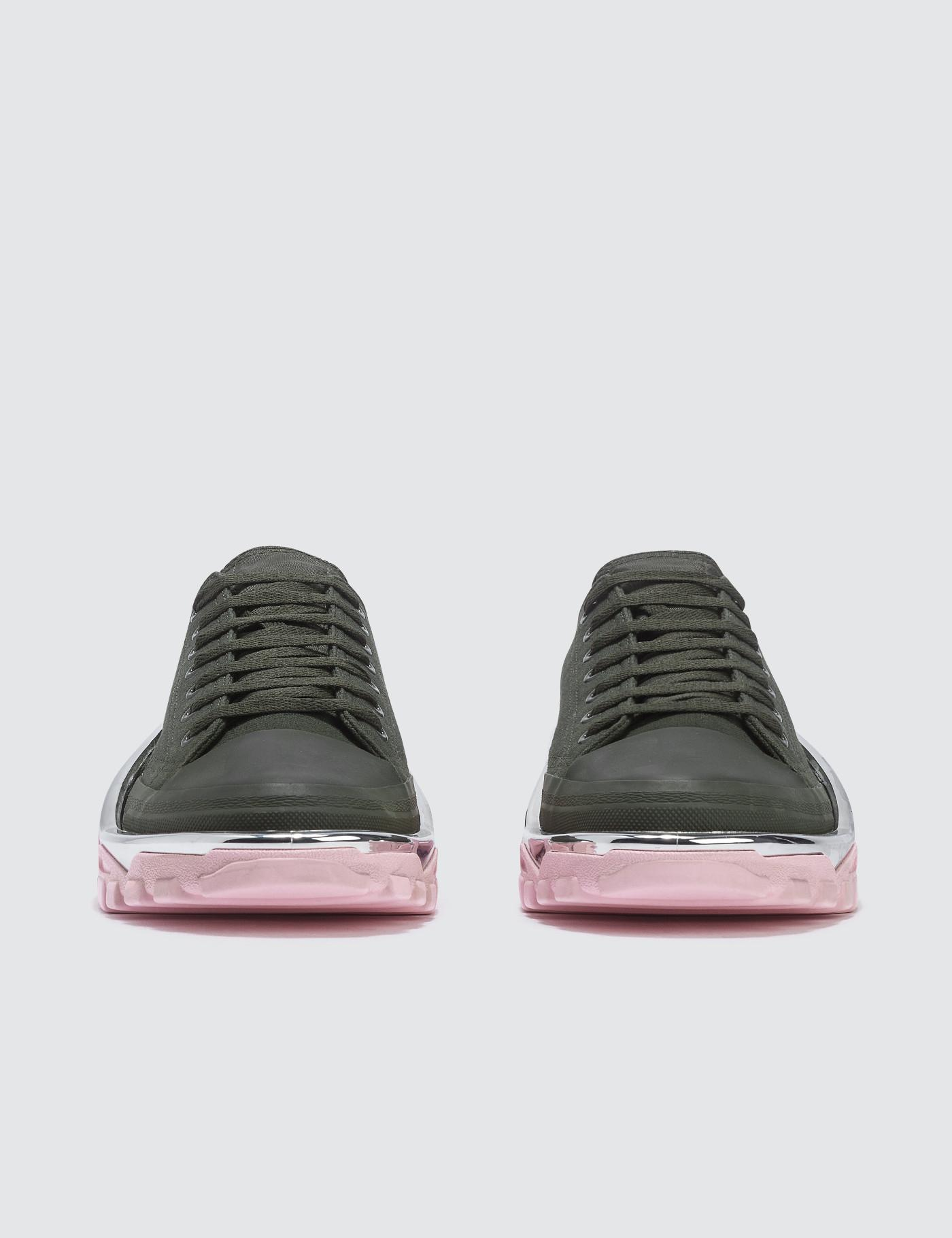 competitive price eb9e4 d7bc3 Raf Simons Adidas By Detroit Runner in Green for Men - Lyst
