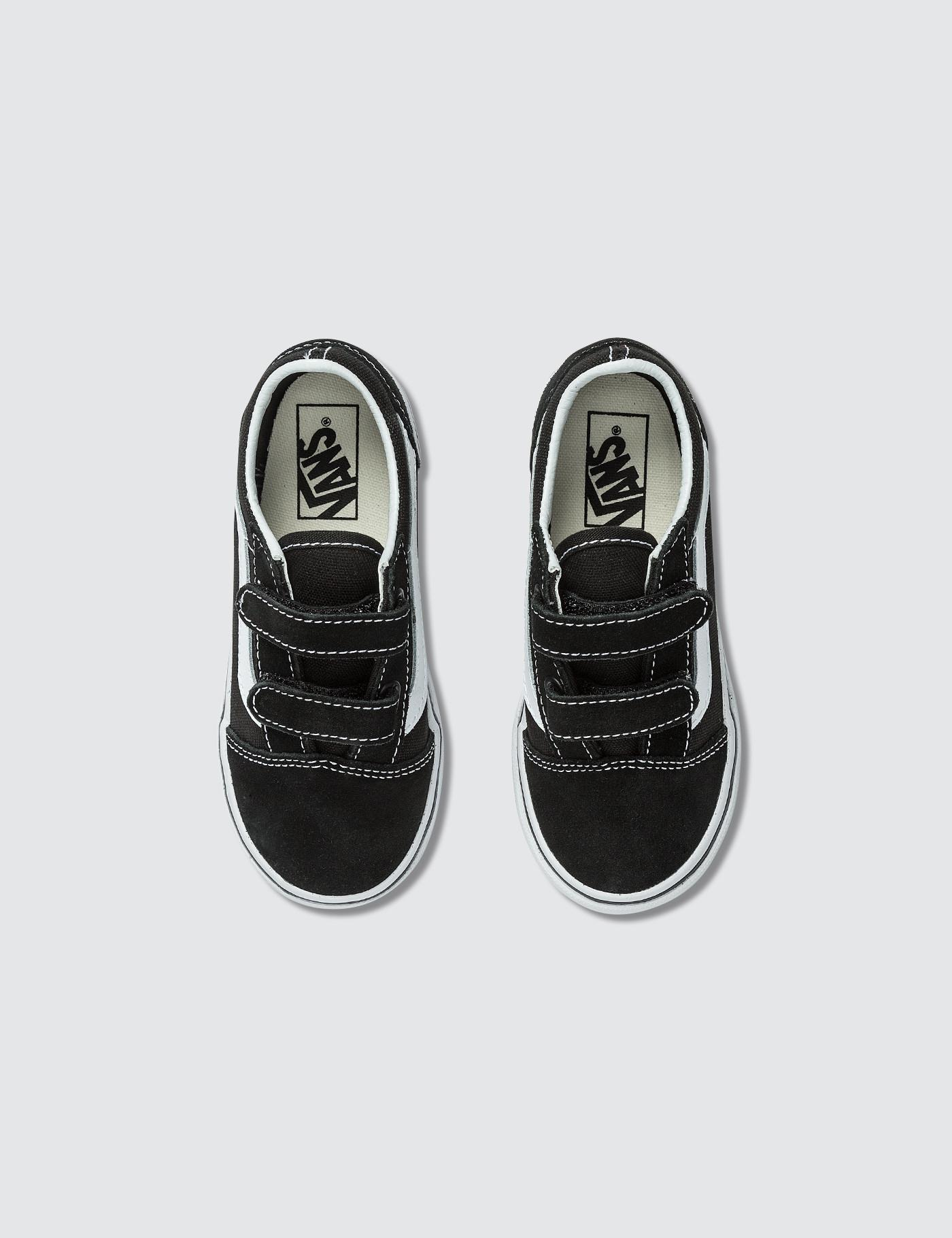 ff3080150b Vans Old Skool V in Black for Men - Lyst