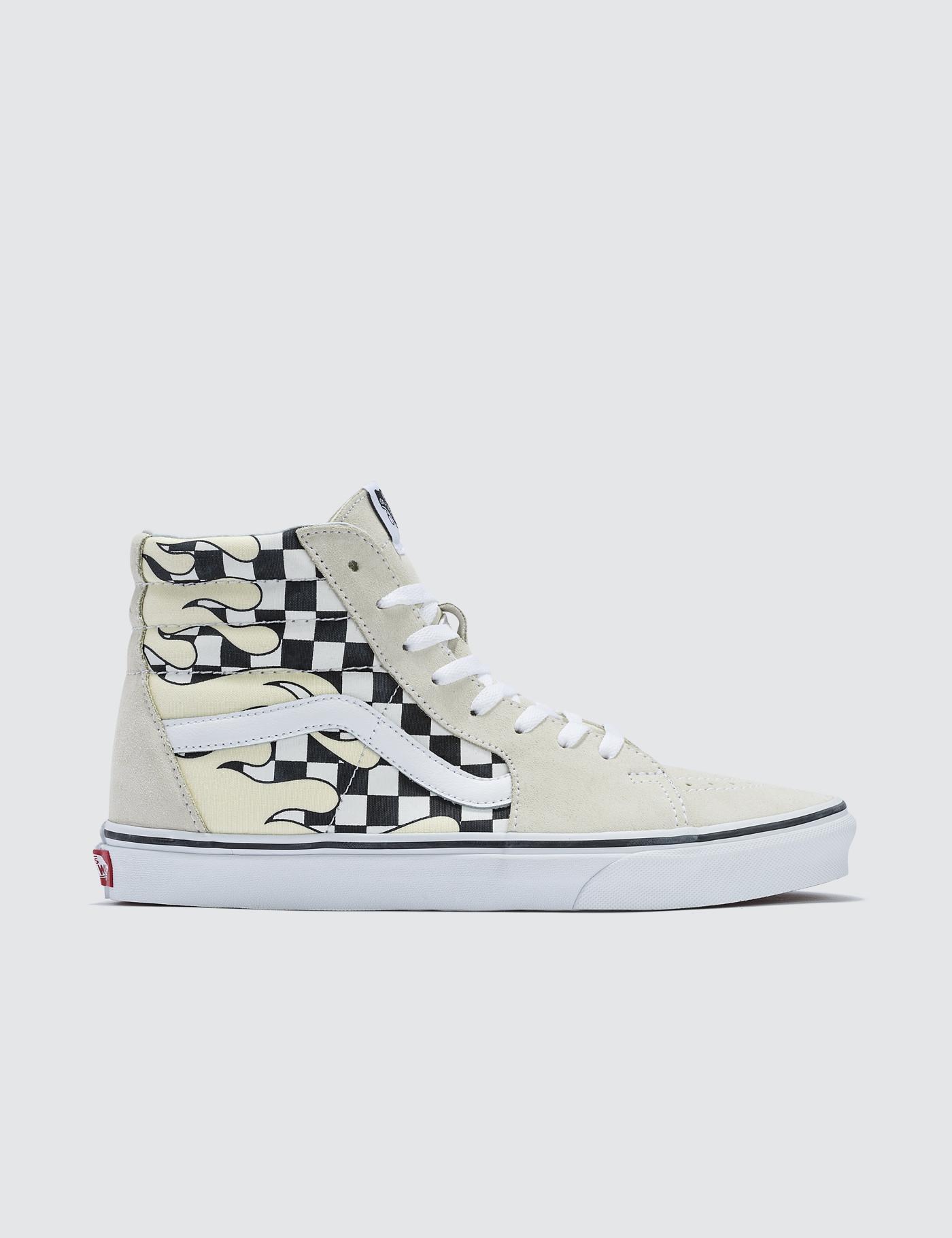 29e06457f32133 Lyst - Vans Sk8-hi in White for Men