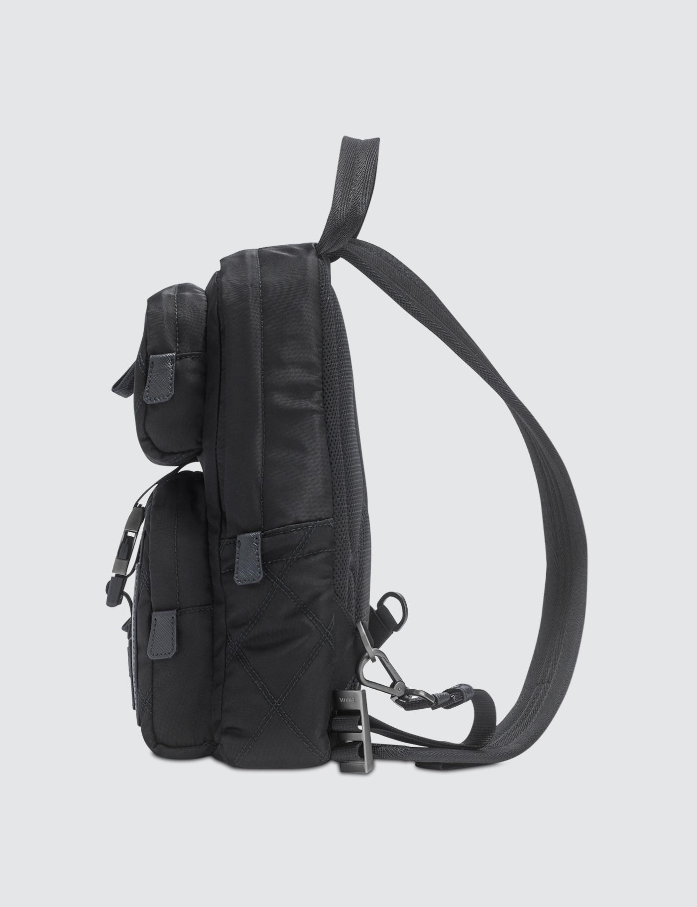9a2dc2b57eafbd Mens One Shoulder Strap Backpack- Fenix Toulouse Handball