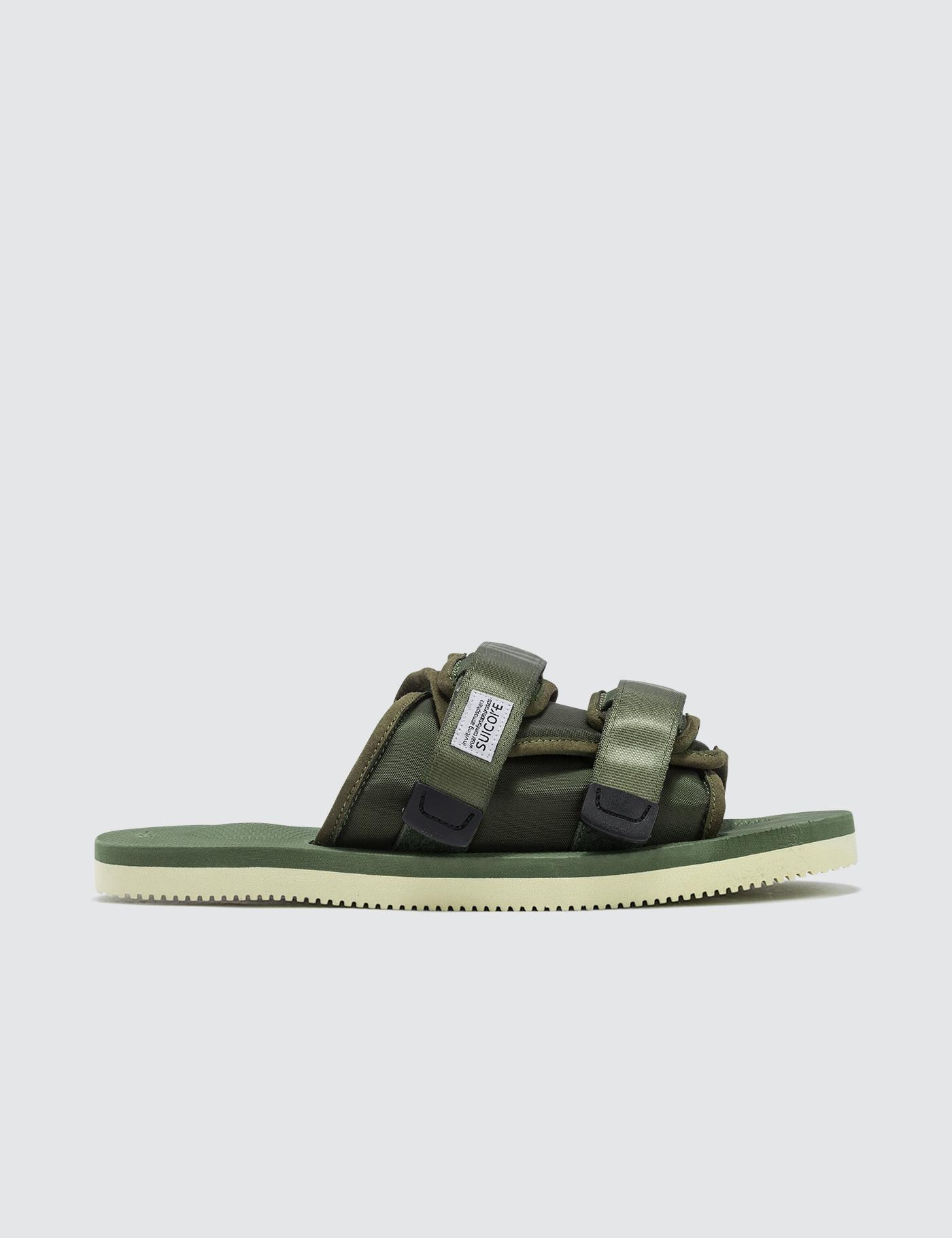 7ae4daca2fa For Sandals Moto Lyst In Cab Suicoke Green Men 4vqXw