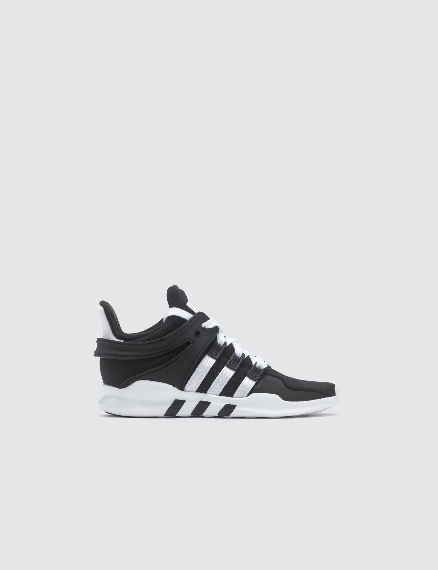 official photos 7b58e 402c4 adidas Originals. Mens Black Eqt Support Adv Infants