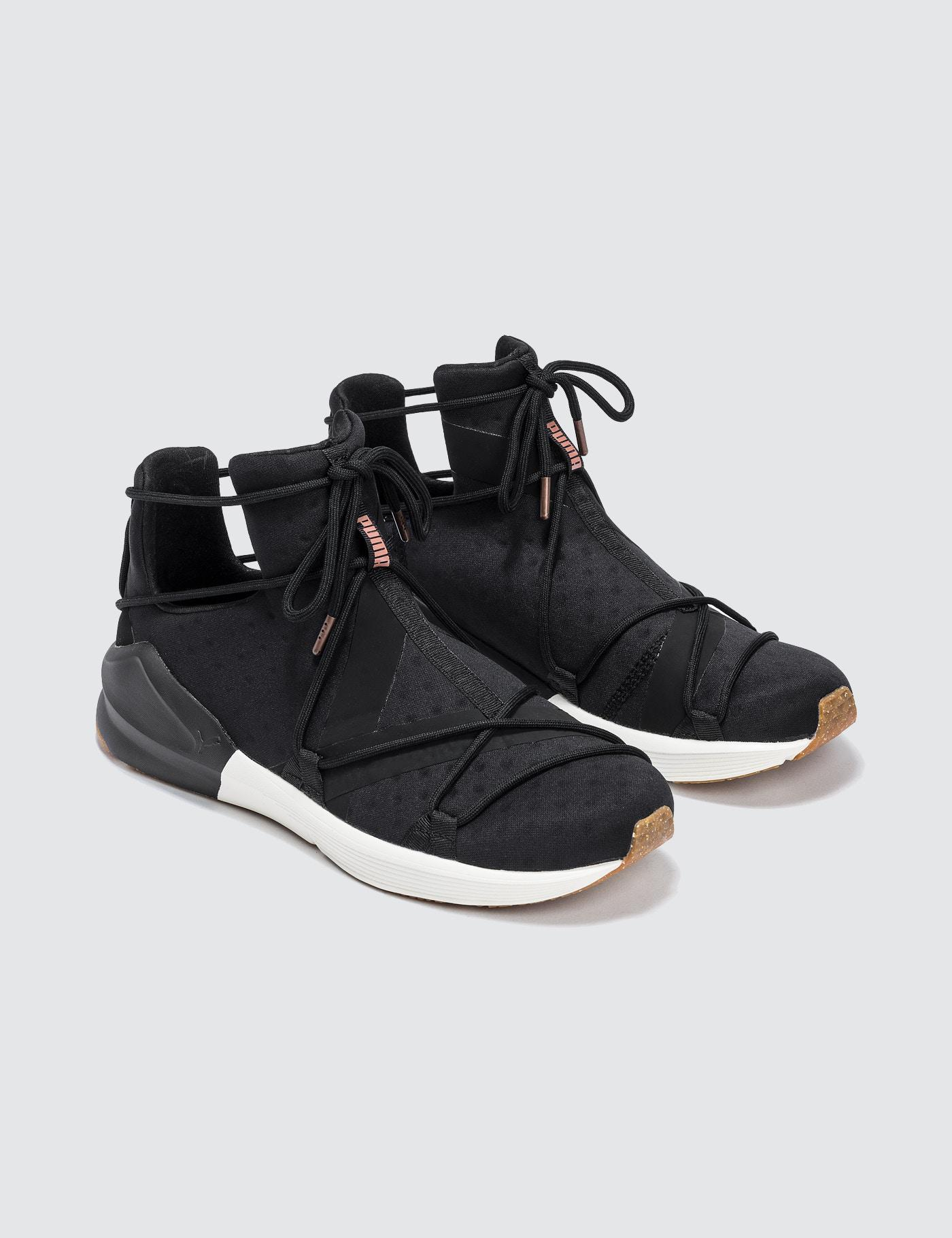 Puma Wns Fierce Rope Negro