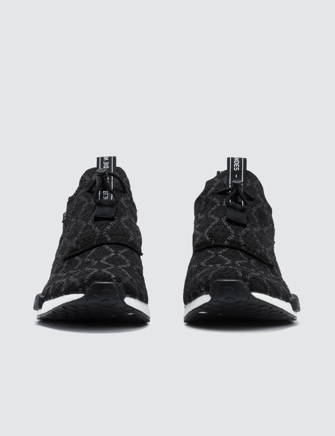 7ab2b9ebc662f0 Lyst - adidas Originals Nmd Ts1 Gtx Primeknit in Black for Men