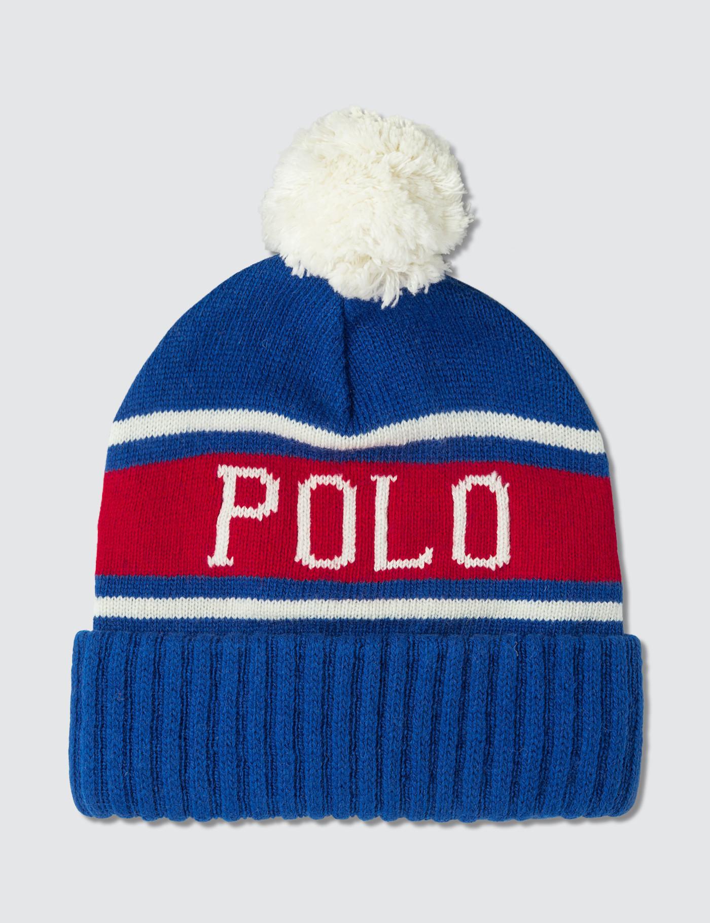 Polo Ralph Lauren Stadium Hat in Blue for Men - Lyst a8596241de5c