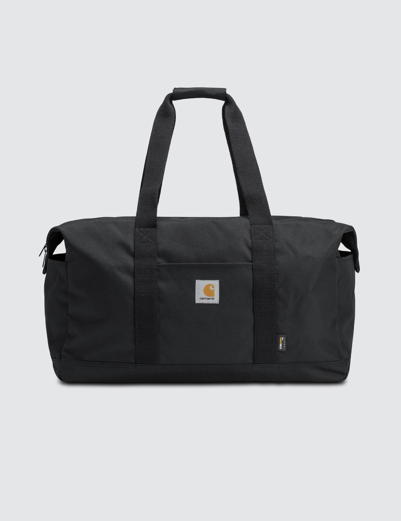 Lyst - Carhartt WIP Watch Sport Bag in Black for Men 0d799f0c6bb67