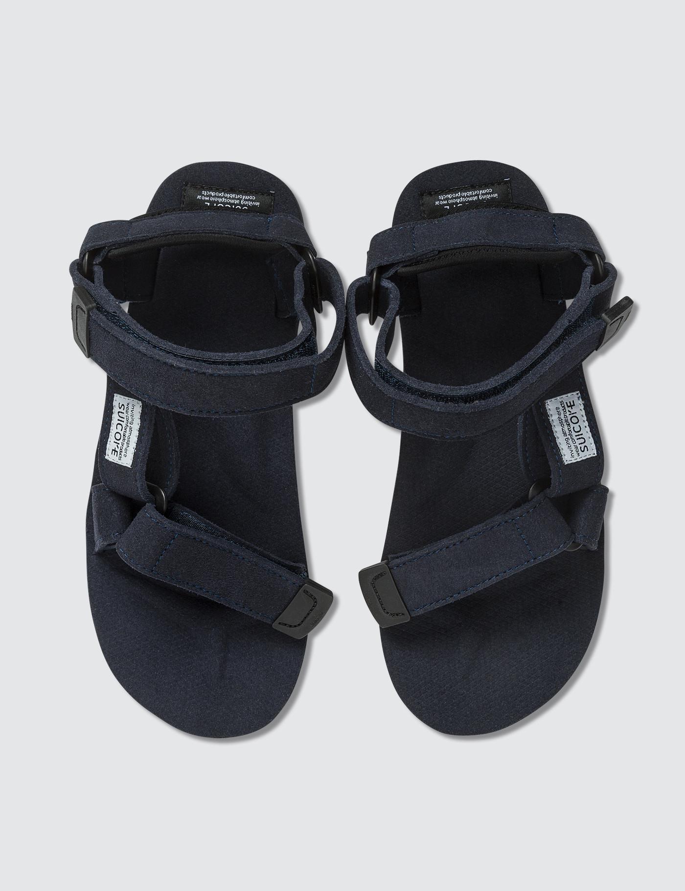 cebf8cc75abb Suicoke Depa-ecs Sandal in Blue - Lyst