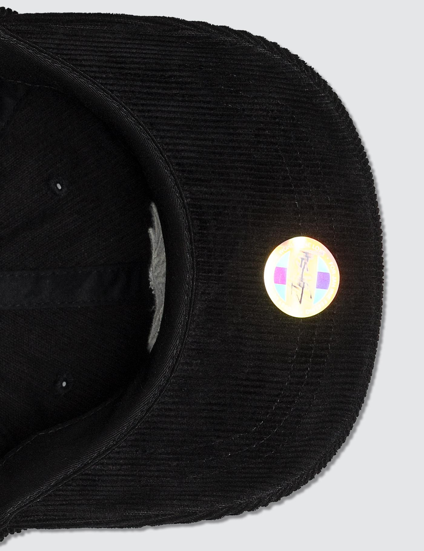 9aa6c3574a96 Stussy Low Pro Cap in Black for Men - Save 42.0% - Lyst