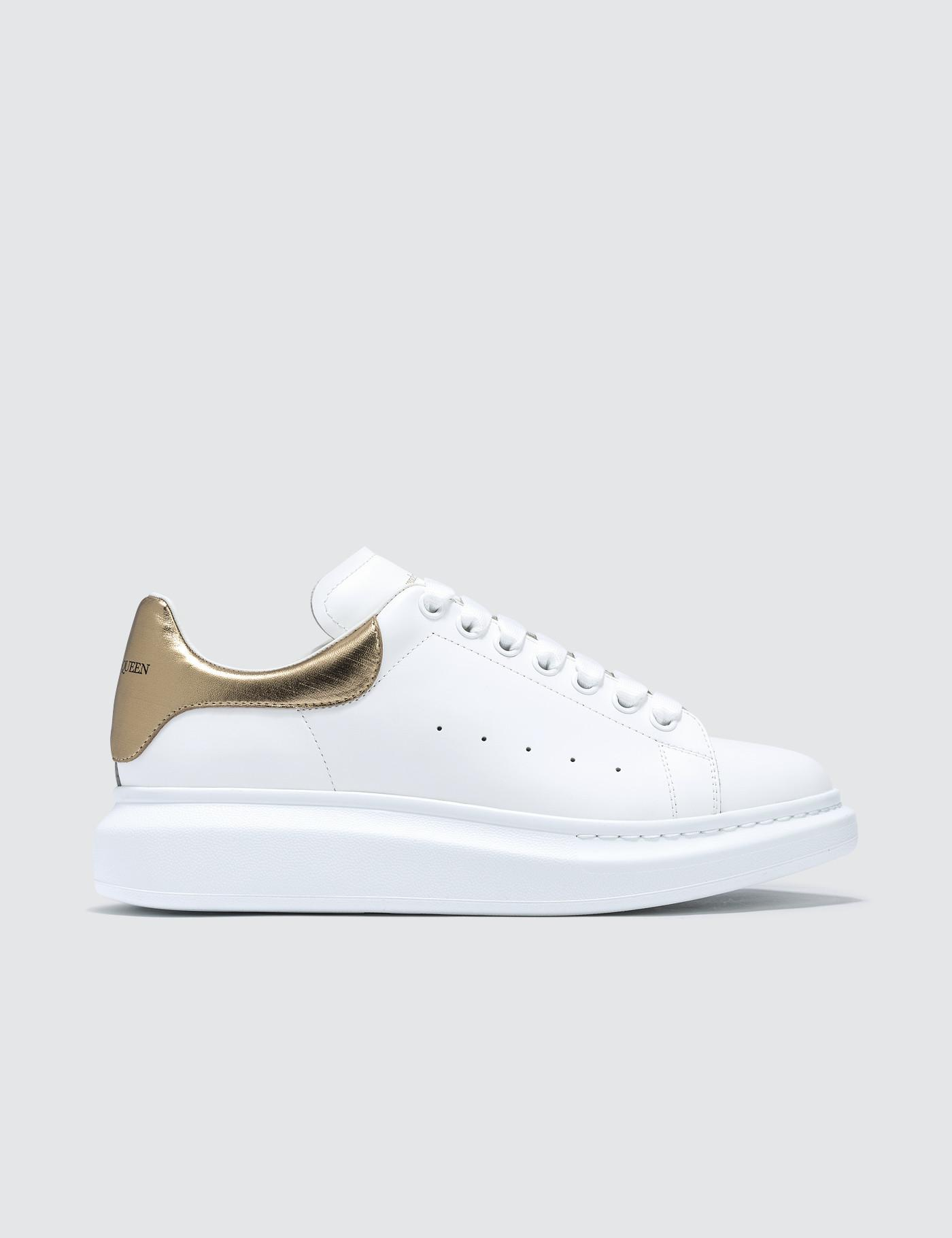Mcqueen Alexander For Oversized Men Sneaker In Lyst White Ug1Bxqv