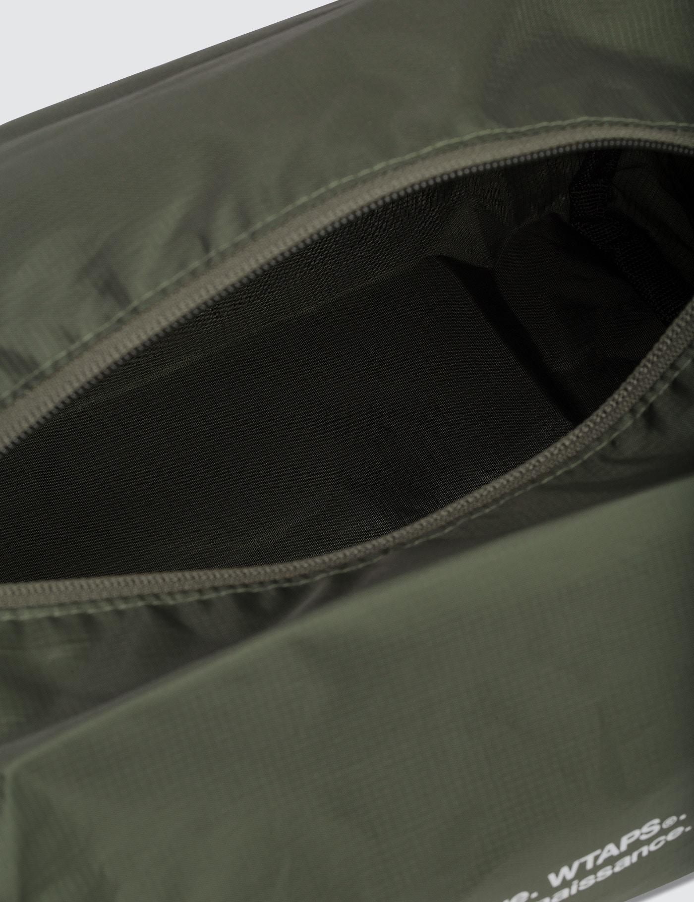 8aa4b99e1440 Lyst - Herschel Supply Co. Wtaps X W-382 Toiletry Bag in Green for Men