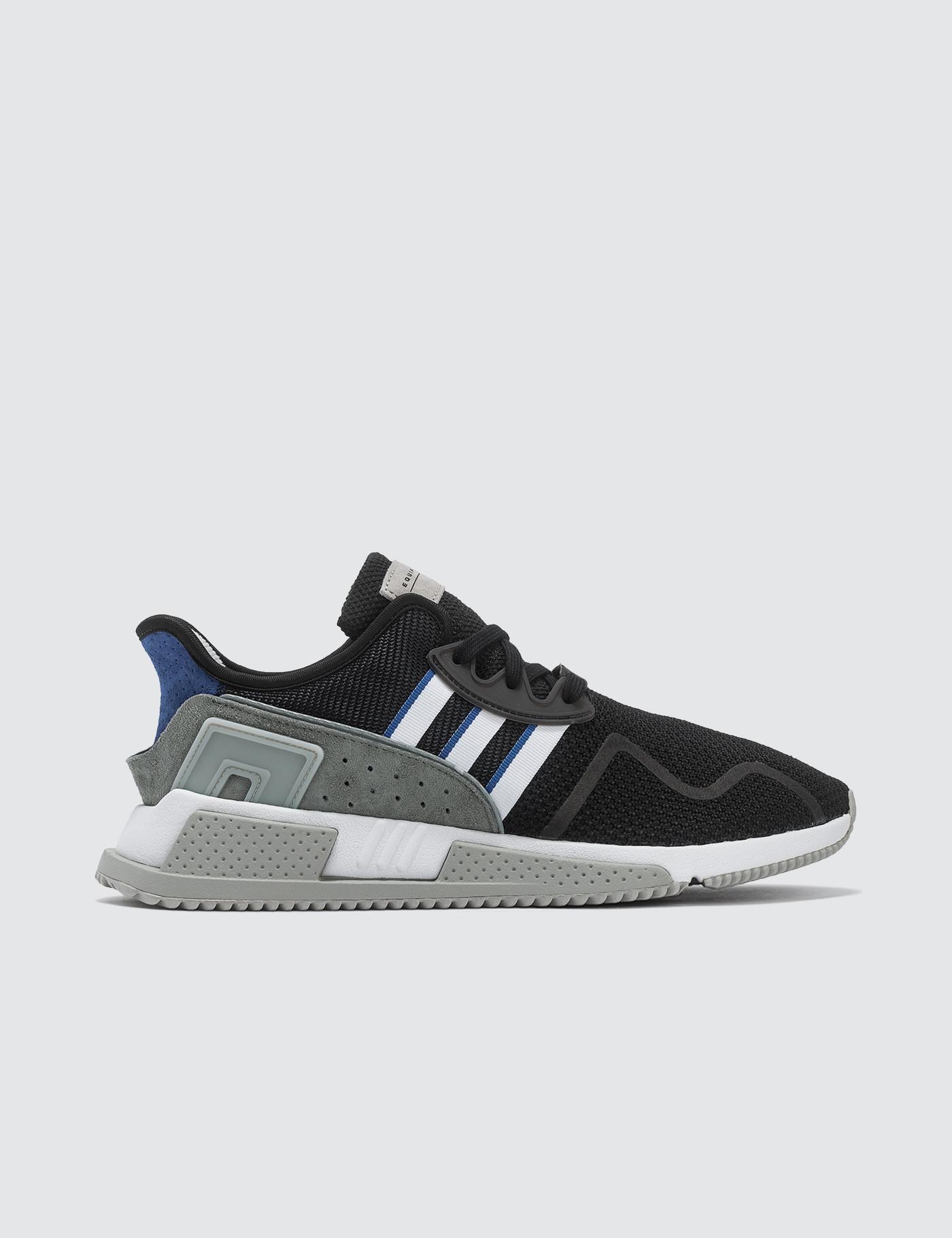 ff44f4ce81c4 Lyst - Adidas Originals Eqt Cushion Adv in Black for Men