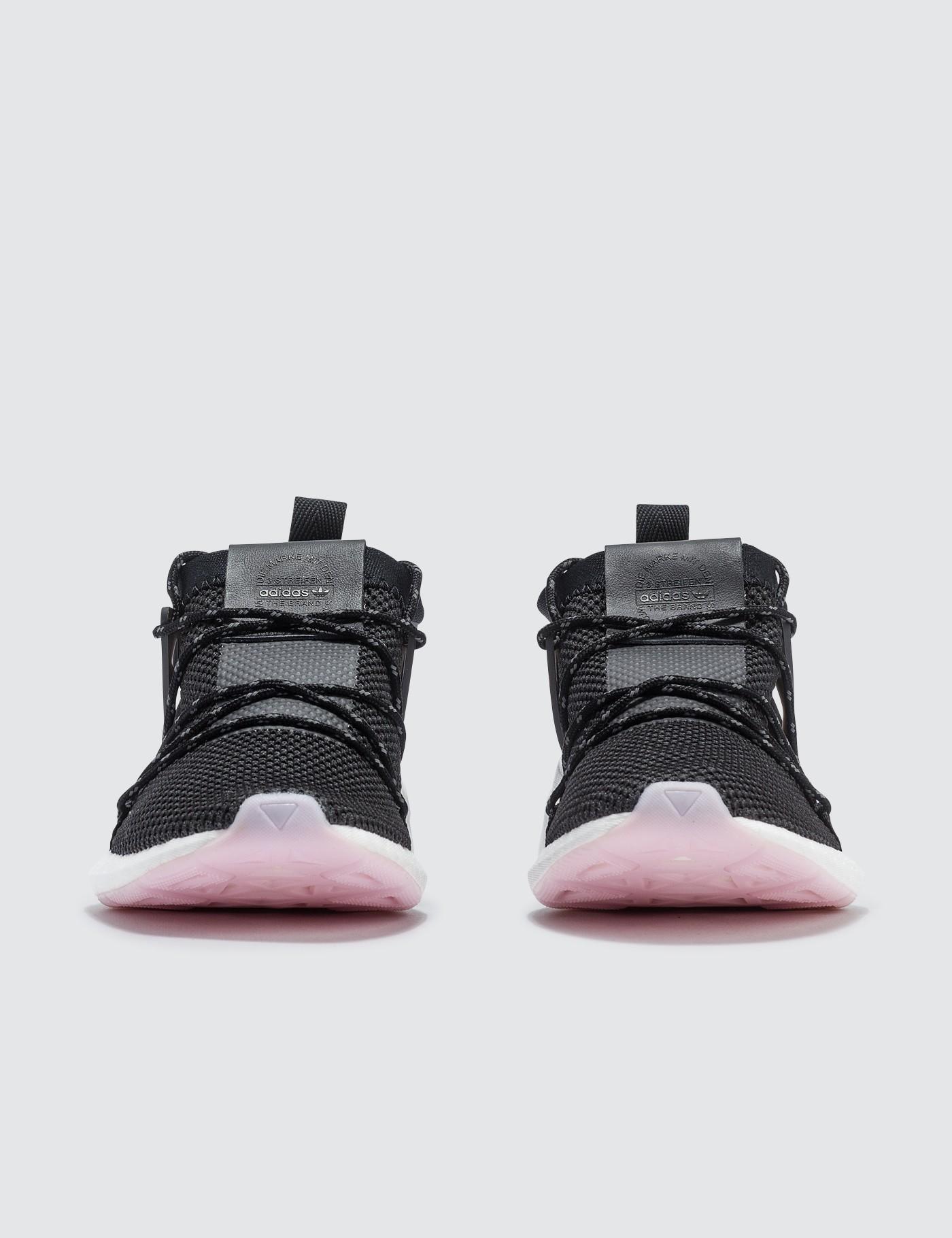 timeless design d8a83 74d92 adidas Originals Arkyn Knit W in Black - Lyst