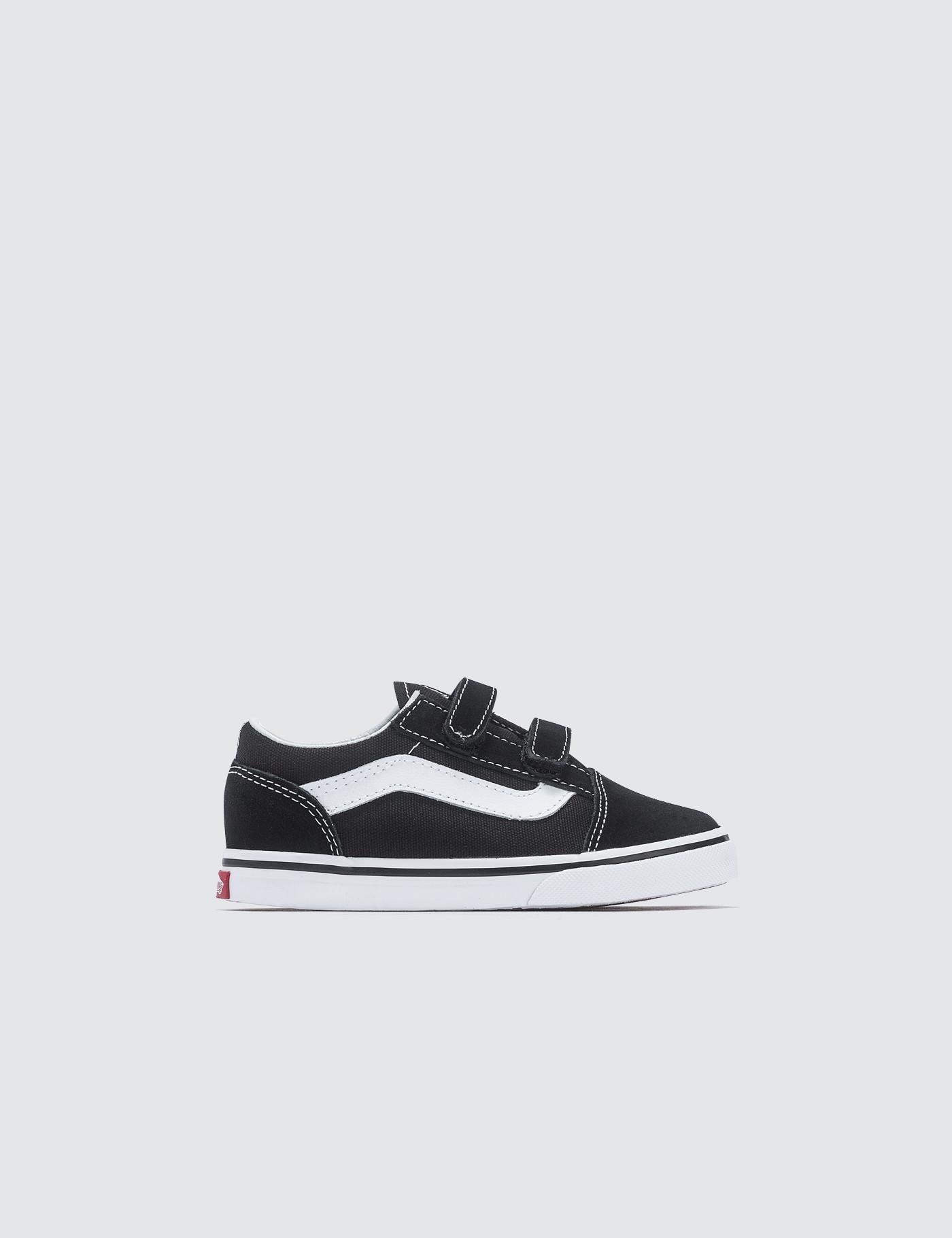 Vans Old Skool V in Black for Men - Lyst 2c6b37d4f