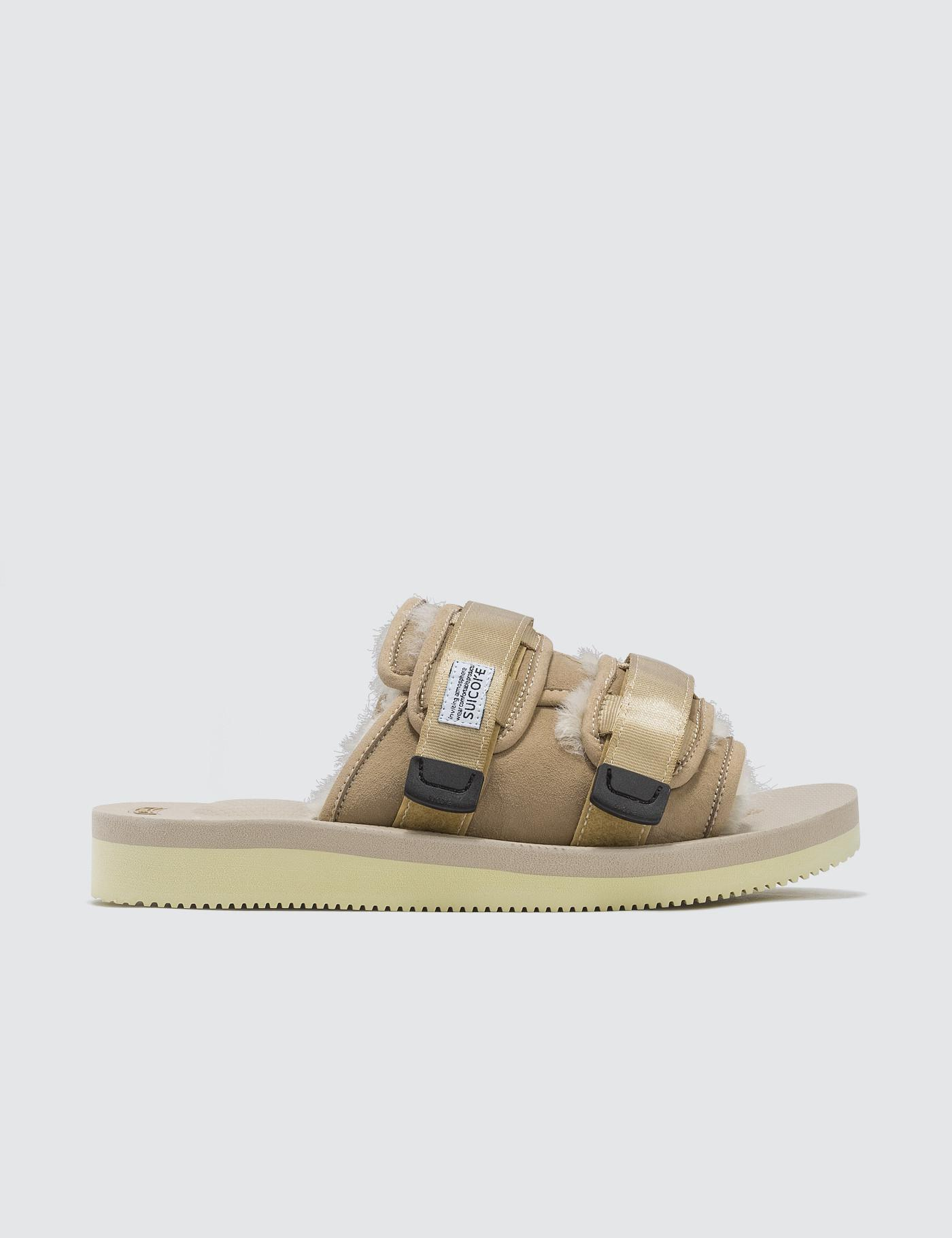 b0d7912b112 Lyst - Suicoke Moto-vm2 Sandals in Natural for Men