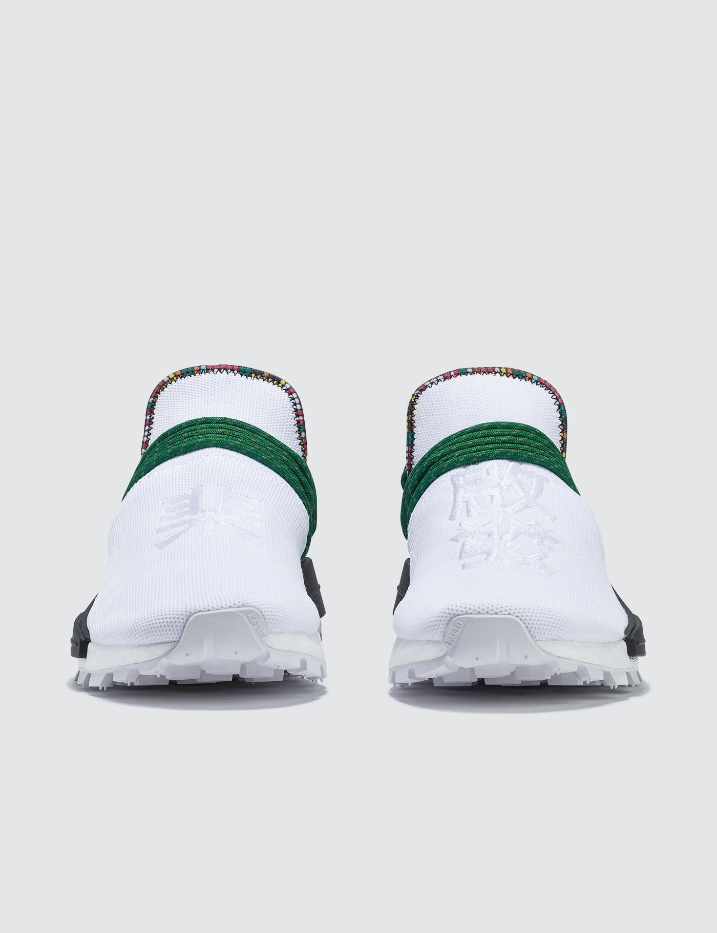 d7d31823496fd Lyst - adidas Originals Pharrell Williams X Adidas Pw Solar Hu Nmd ...