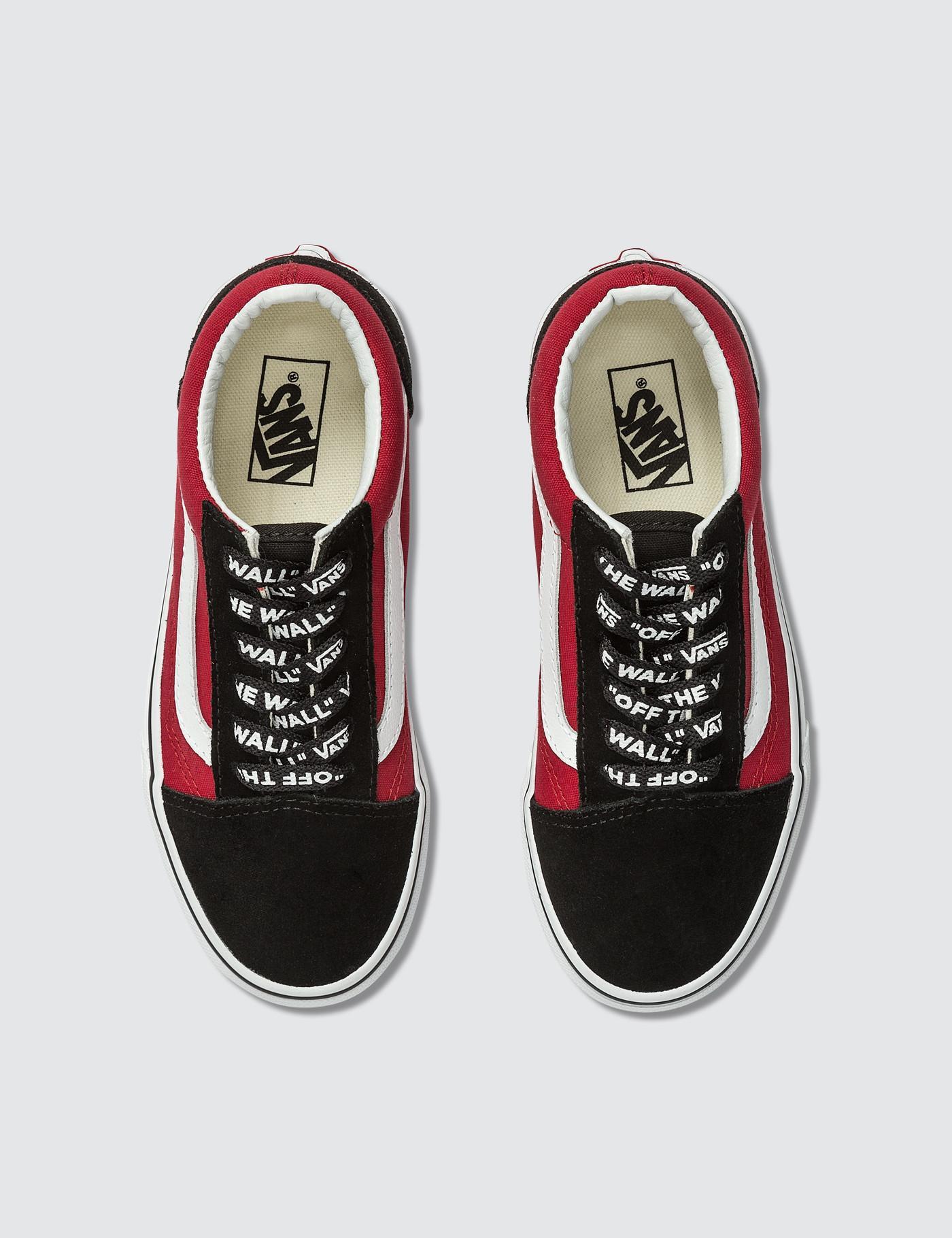 b77338f9eef7 Lyst - Vans Old Skool in Black for Men