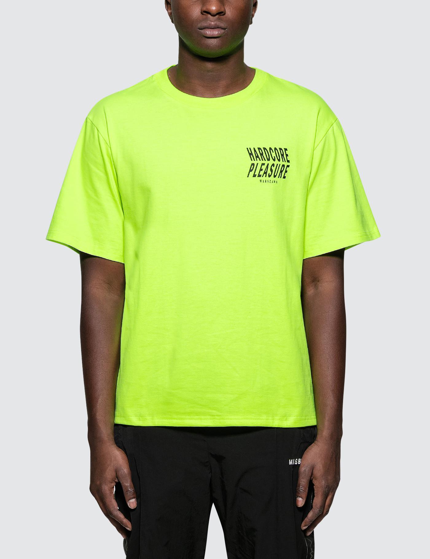 b942f65f MISBHV Hardcore Pleasure 2018 S/s T-shirt in Green for Men - Lyst