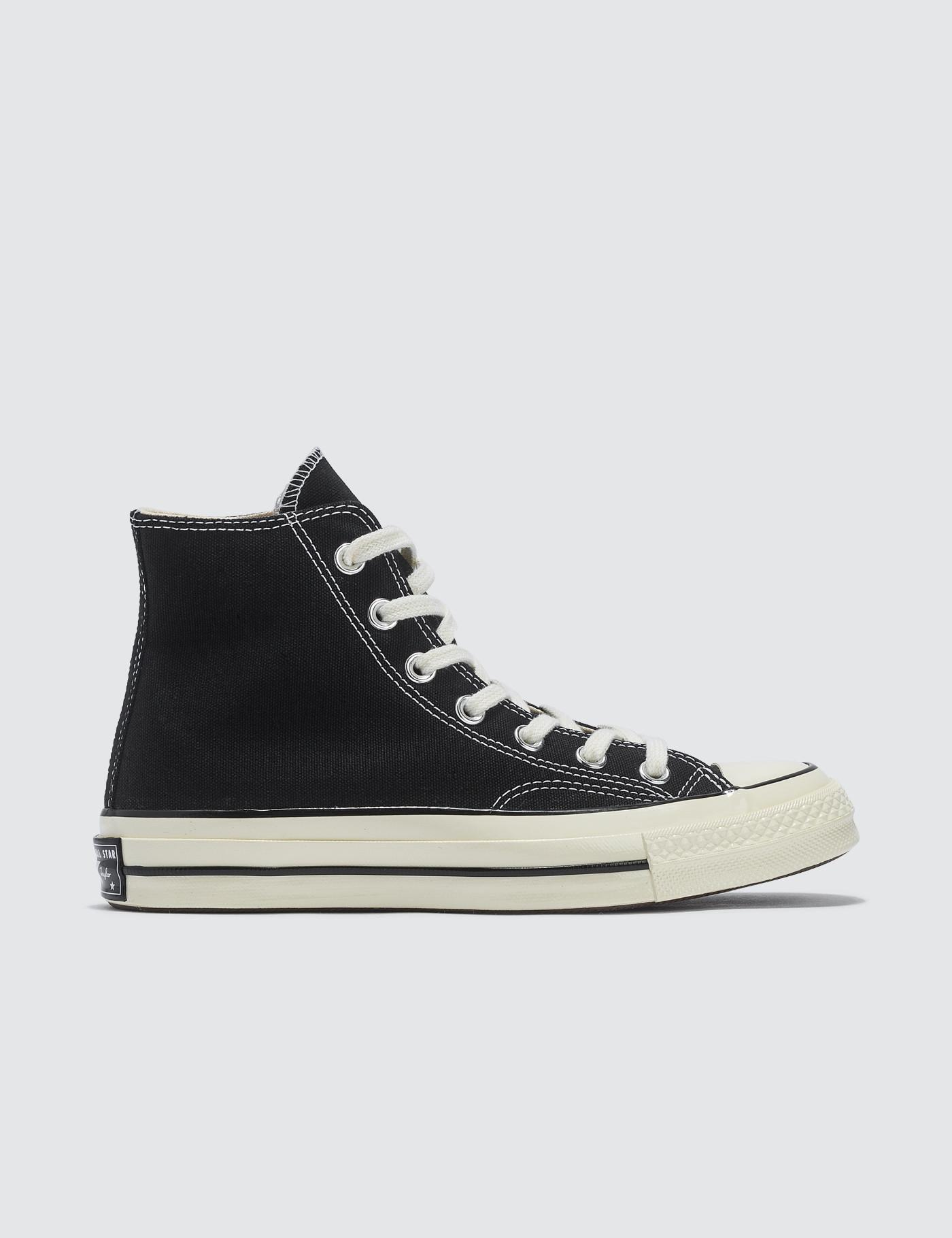 bb8b29912a8a Lyst - Converse Chuck Taylor All Star  70 Hi in Black for Men