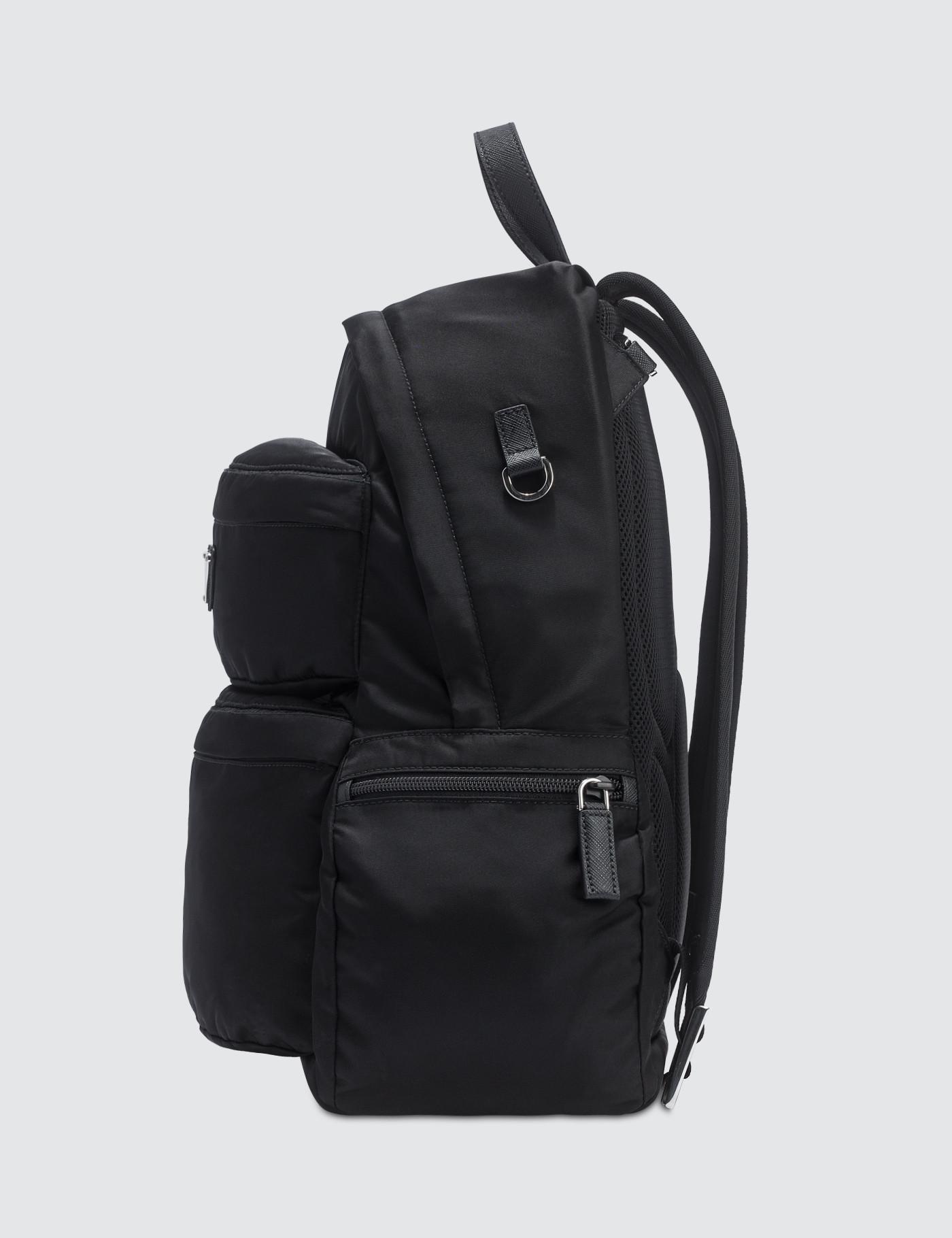 ... czech lyst prada multi pouch backpack in black for men c87e3 4f024 4a652b06383cc