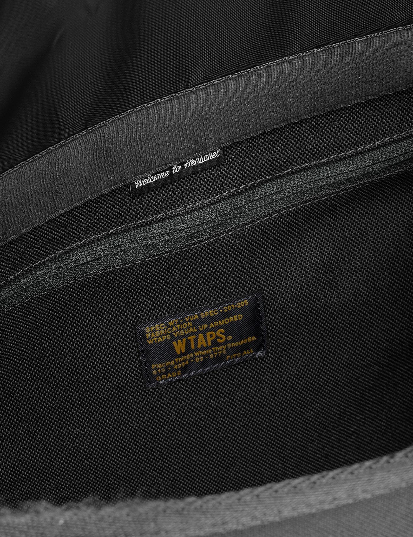 3f88ca0a61 Herschel Supply Co. Wtaps X W-380 Shoulder Bags in Black - Lyst