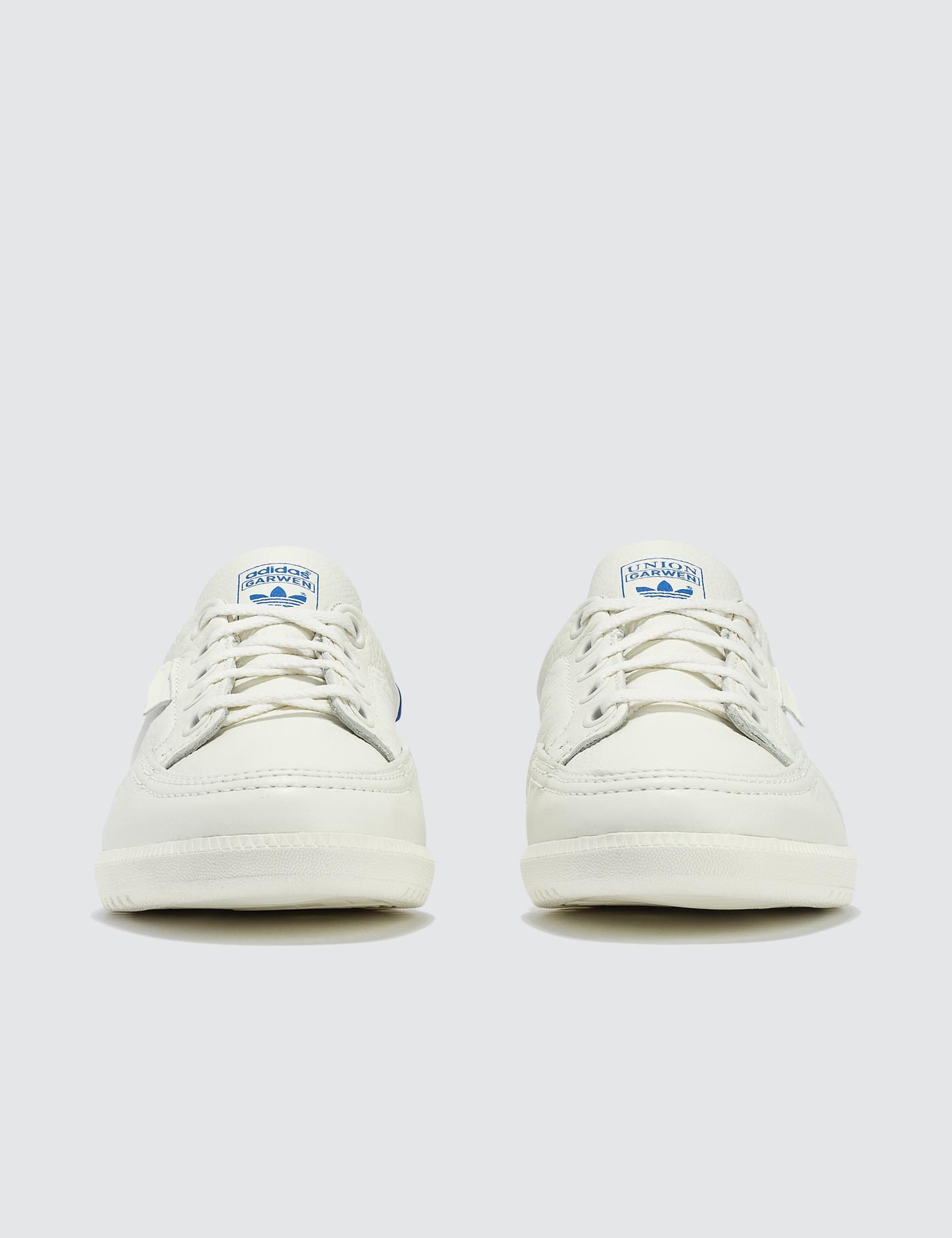 release date: 96097 7d379 Lyst - adidas Originals Union La X Adidas Spezial Garwen Spzl in White for  Men