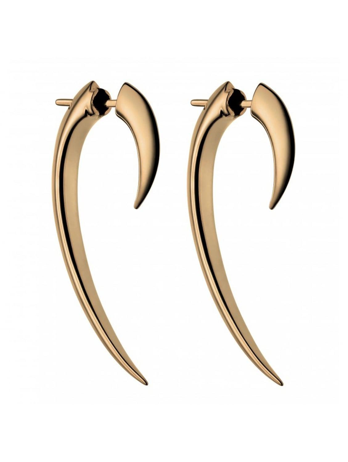 Shaun Leane large hook earrings - Metallic P0DCL