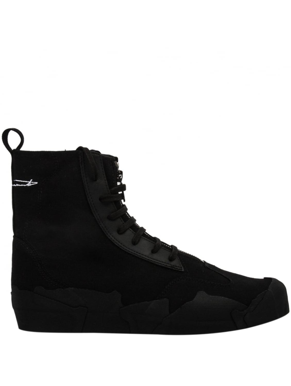 YOHJI YAMAMOTOTakusan High Top Sneakers JTD6ZBq