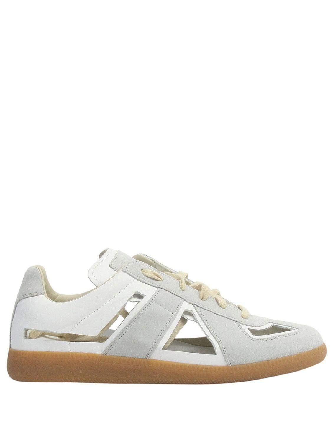 cut out panel sneakers - White Maison Martin Margiela C1XgoFn