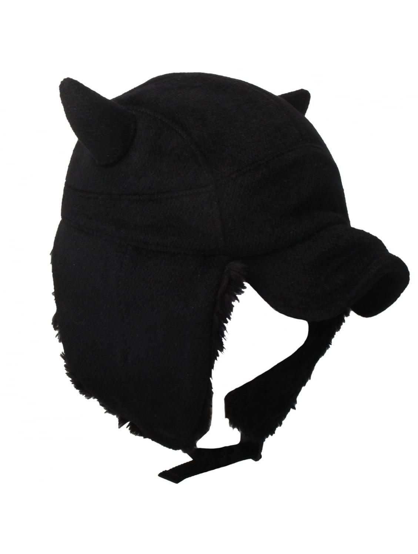 6e66601e862a1 Lyst - Undercover Deer Trapper Ear Hat Black in Black