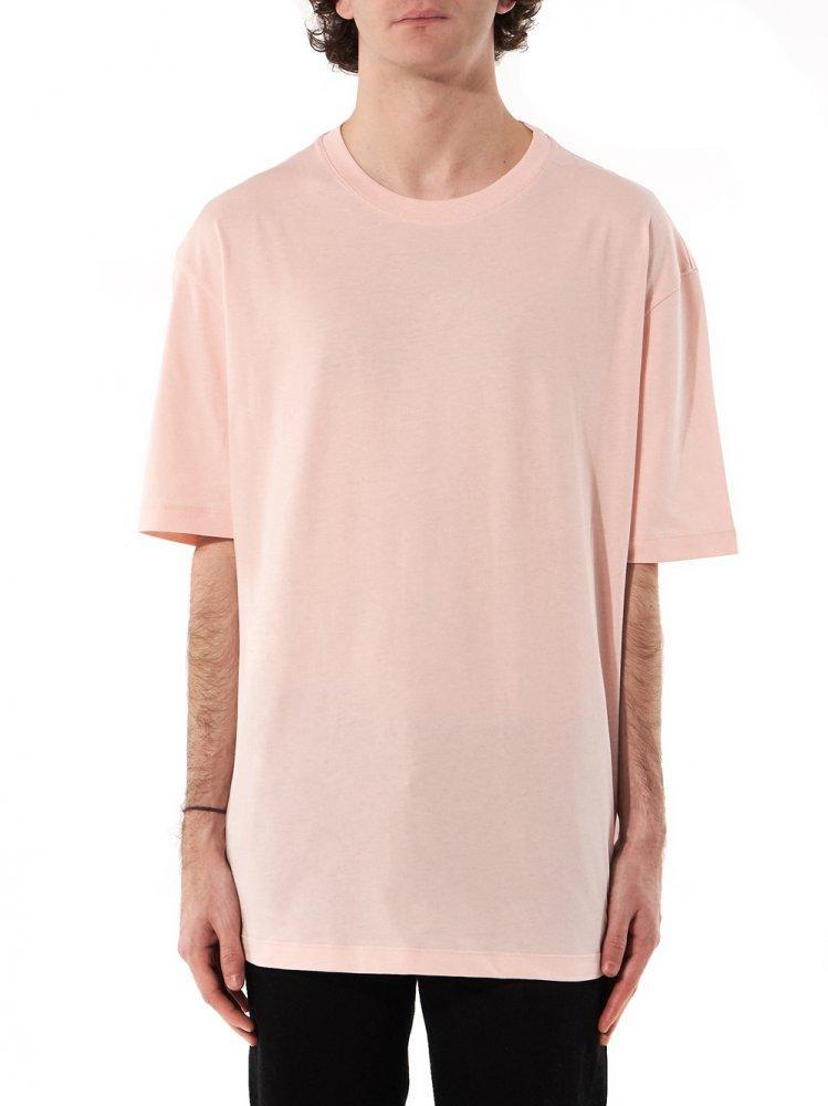 Raf simons robert mapplethorpe collaboration tee in pink for Raf simons robert mapplethorpe shirt