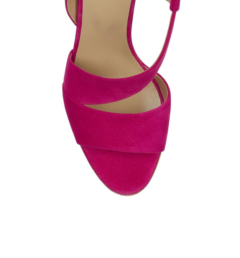 cf8c3e02efd6 Hobbs Leah Sandal in Pink - Lyst