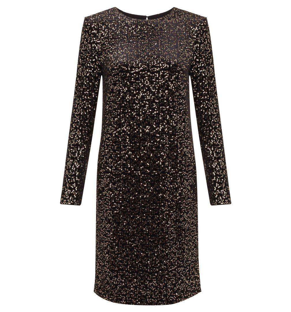7d535771 Hobbs Mia Dress in Black - Save 23% - Lyst