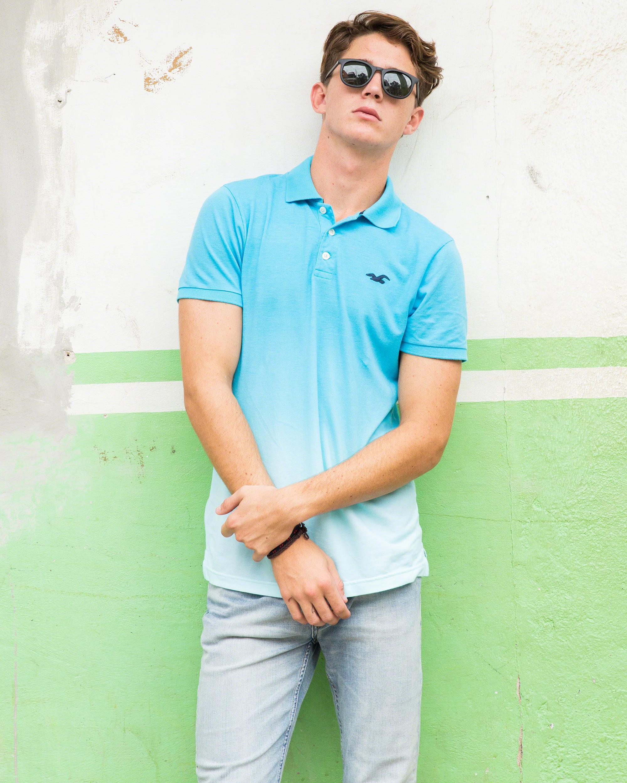 8feaca7fed Lyst - Hollister Sunski Seacliff Sunglasses in Black for Men