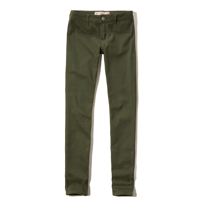 hollister school pants - photo #1