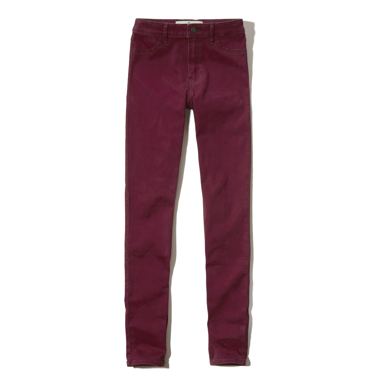 hollister school pants - photo #6