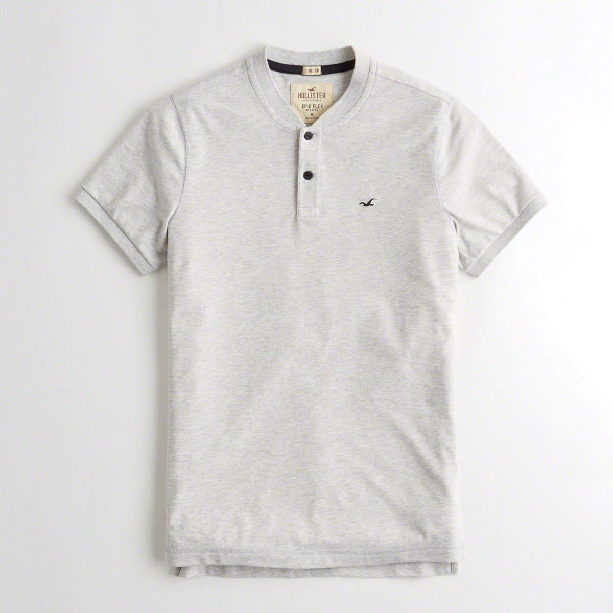 cf8ef06b Polo From Hollister for Men - Lyst. View fullscreen
