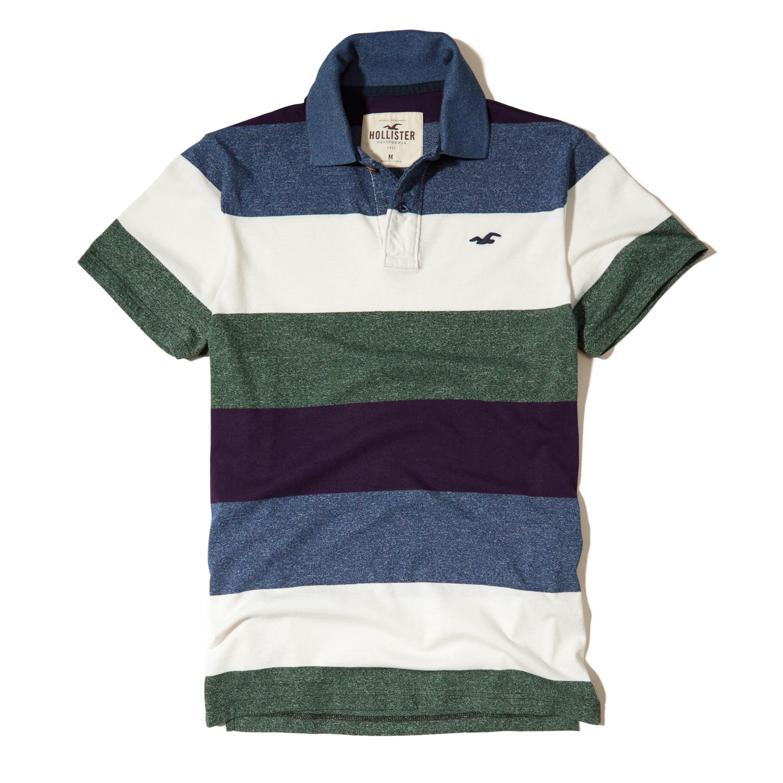 beb0d8e2b00eda Hollister Shirts Polo Mens