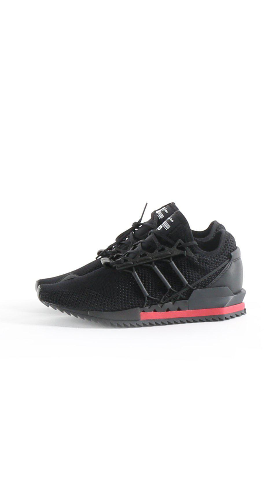 52269aece6b3 Lyst - Y-3 Y-3 Harigane Sneaker In Core Black  Core White  Chili ...