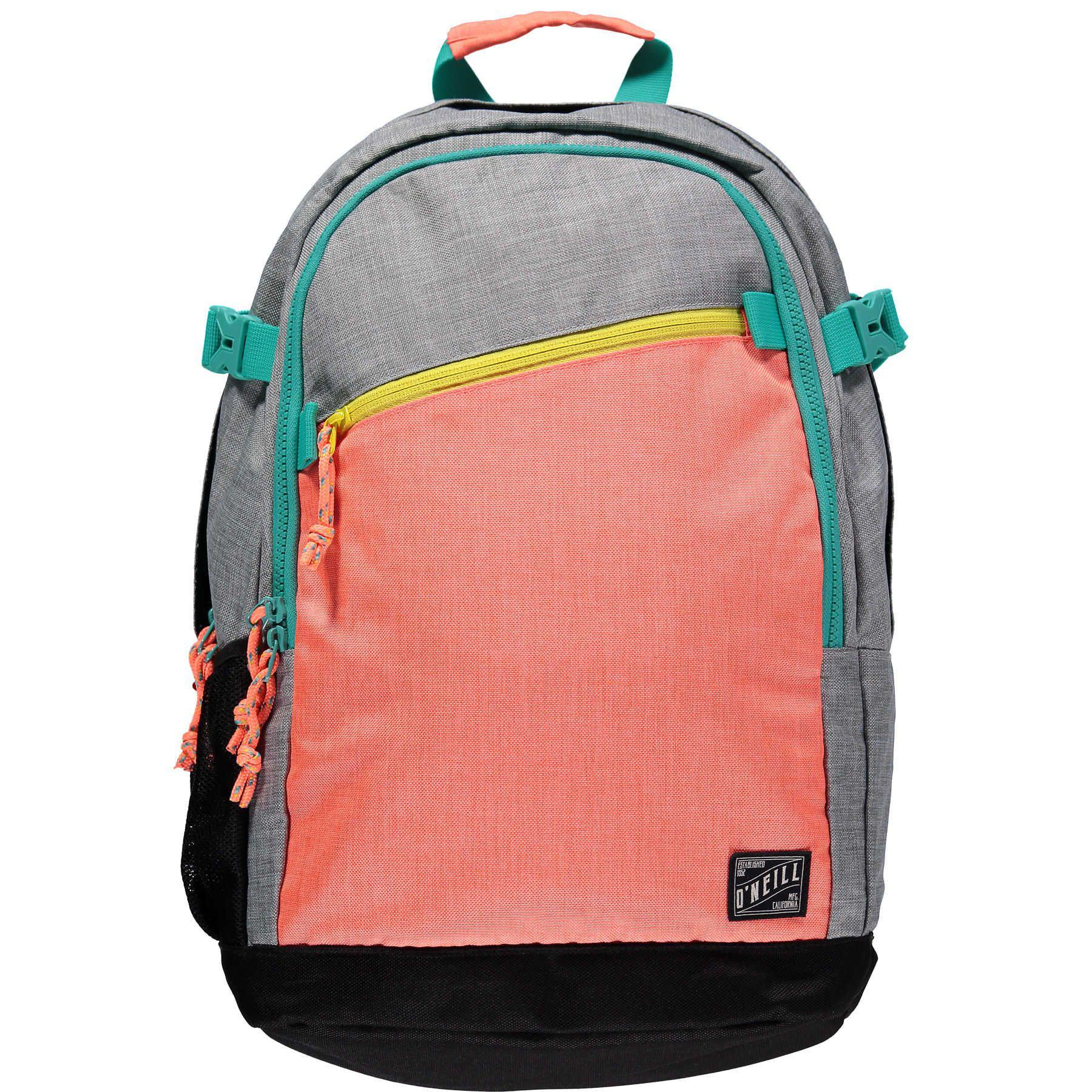 O'Neill Easy rider backpack Pink Mwn6b