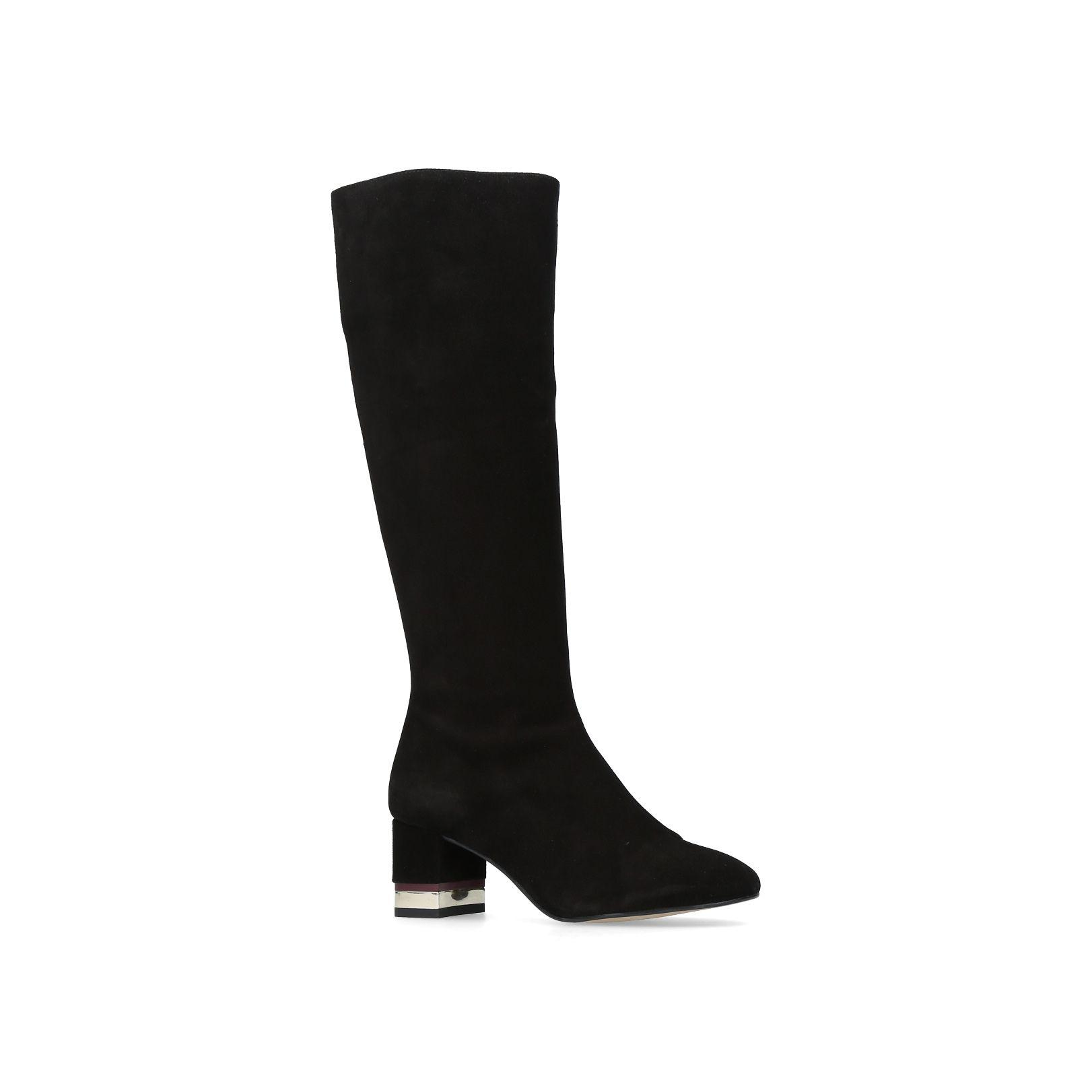 KG by Kurt Geiger. Women's Black Tina Knee High Boots