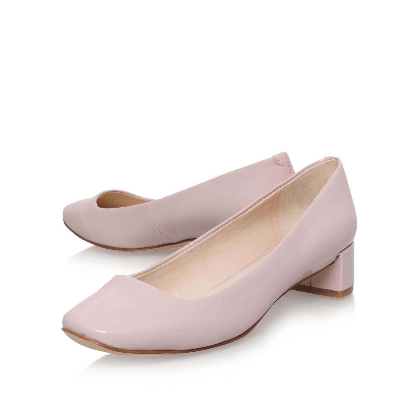 Pink Shoes Low Heel